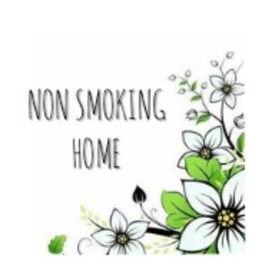 NON SMOKING HOME